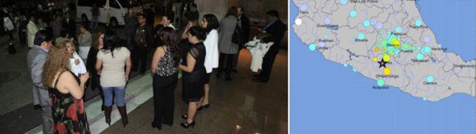 Silne trzęsienie ziemi w Meksyku. 3 osoby nie żyją