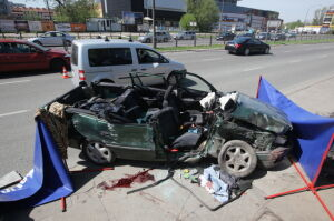 Majówka na drogach: 4 ofiary w 3 dni
