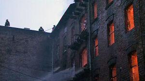 """Pożar przy Inżynierskiej. """"Został sam szkielet budynku"""""""