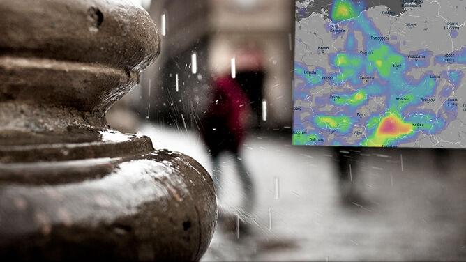 Deszcz i burze z silnym wiatrem. <br />Pochmurny początek sierpnia