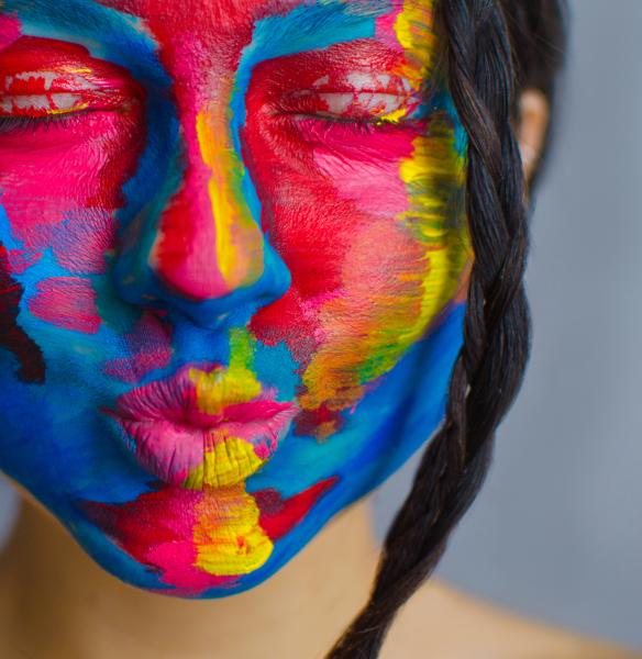 Kolory wpływają na nasze samopoczucie (Shutterstock)