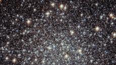 Gromada Strzelca okiem Hubble'a