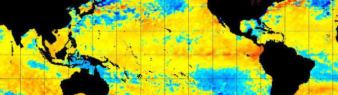 Na El Nino jeszcze poczekamy? Szanse na rok bez anomalii rosną