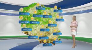 Prognoza pogody na wtorek 11.05