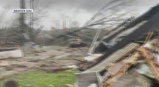 Seria tornad na południu USA